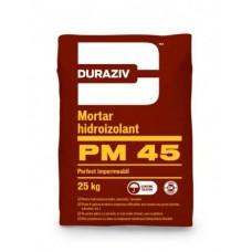 Mortar hidroizolant Duraziv PM45 25kg