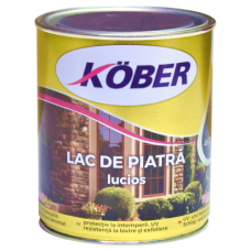 Lac IDEAL pentru piatră Kober, incolor, 0,75L