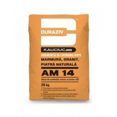 Adeziv AM 14 25kg, alb, semiflexibil, pentru interior/exterior