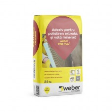 Adeziv termoizolatie Weber P50 max2 25kg