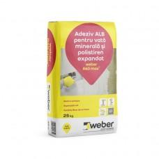 Adeziv termoizolatie Weber R40 max2 25kg